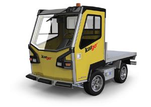 Le C3E a investi dans le véhicule modulaire électrique 100 % aluminium de KARGO.
